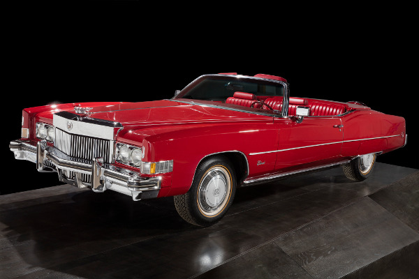 chuck berry red cadillac