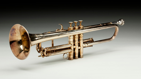 nmaahc louis armstrong trumpet