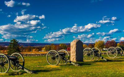 gettysburg field trip