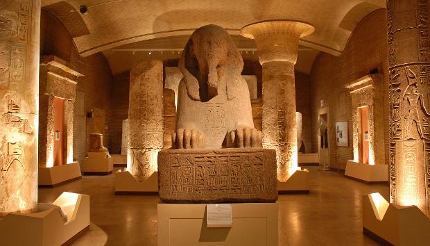 penn museum sphinx