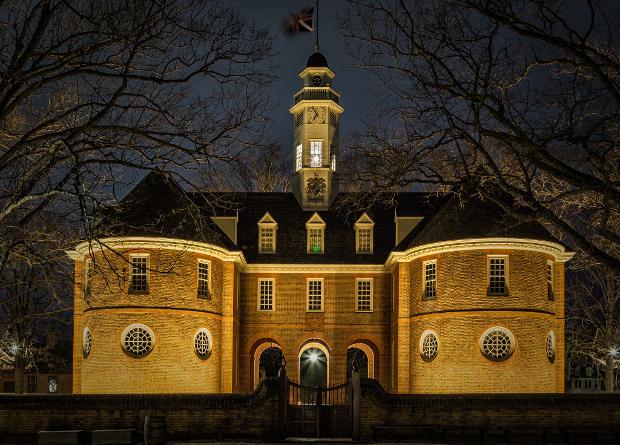 colonial williamsburg capitol
